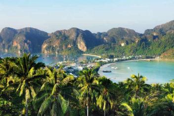 Wann ist die optimale Reisezeit für Thailand?